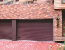 Sekční vrata garážová Nový Jičín
